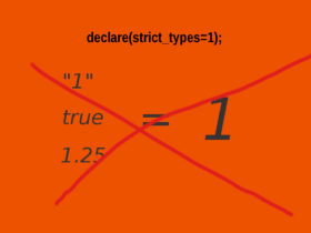 strict types w php 7